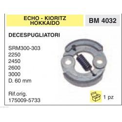 FRIZIONE ECHO SRM 300-303-2250-2450-2600-3000.